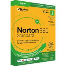 Norton 360 Standard, Runtime: 1 Year, Device: 1 Device, image