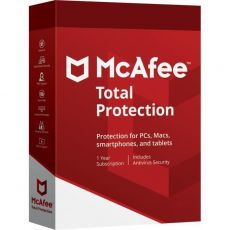 McAfee Total Protection 2020, Runtime: 1 Year, Device: 1 Device, image