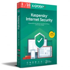 Kaspersky Internet Security 2020-2021, Runtime: 1 Year, Device: 10 Devices, image