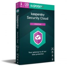 Kaspersky Security Cloud, Runtime: 1 Year, Device: 20 Devices, image